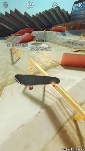 True skate на apk