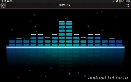 Аудиоплеер С 20 Полос Эквалайзером Для Андроид
