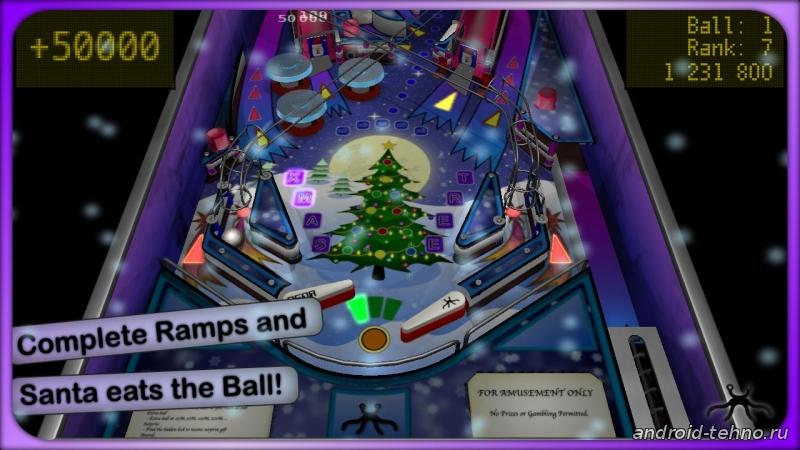 Игра пинбола Pinball / Pinball Pro на андроид …