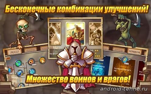 Описание жанров игр на андроид