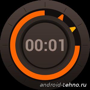 Hybrid Stopwatch and Timer для андроид