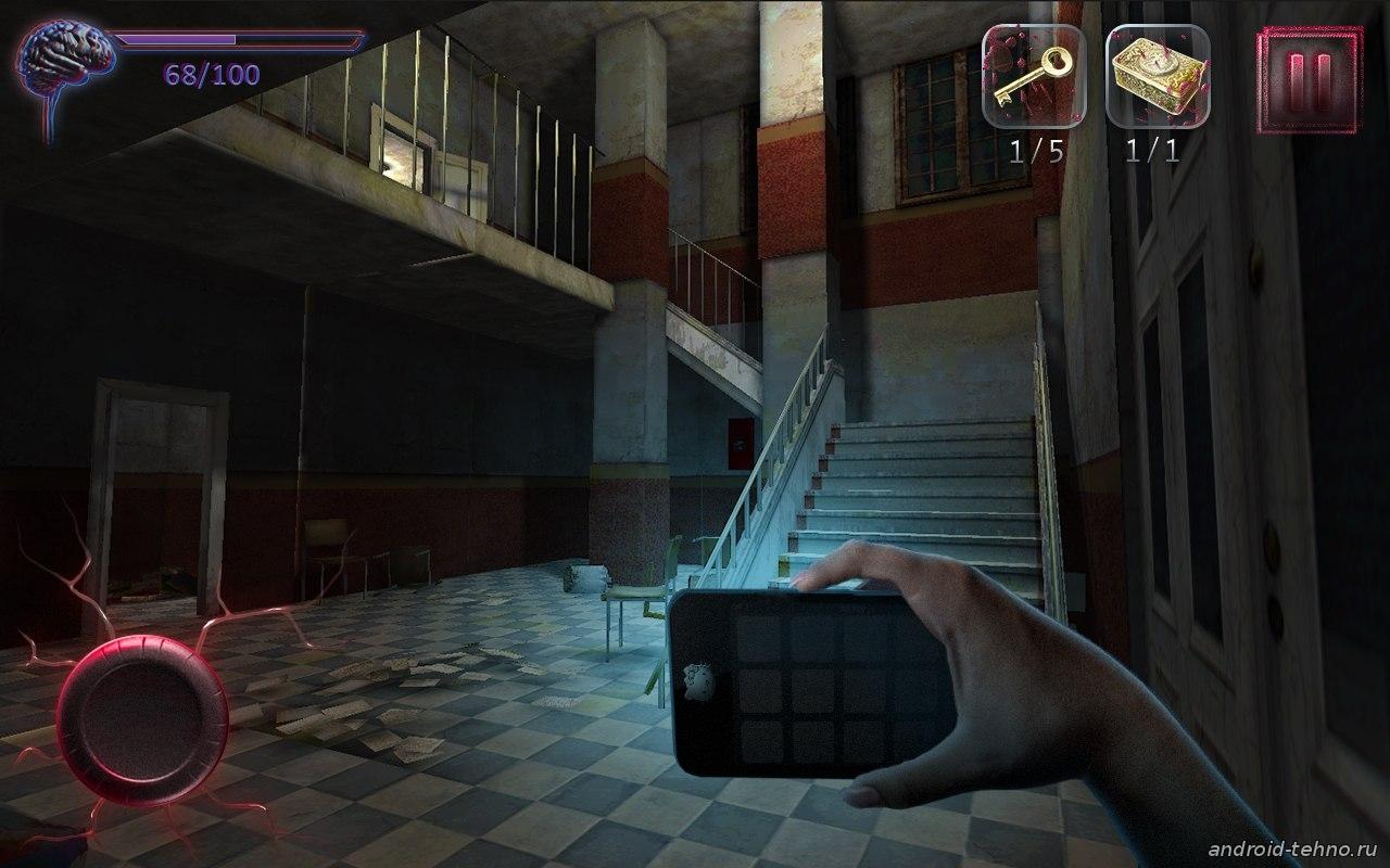 SlenderMan Origins 3 для android