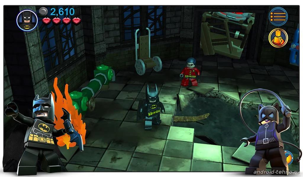 LEGO Batman DC Superheroes - droidtune.com