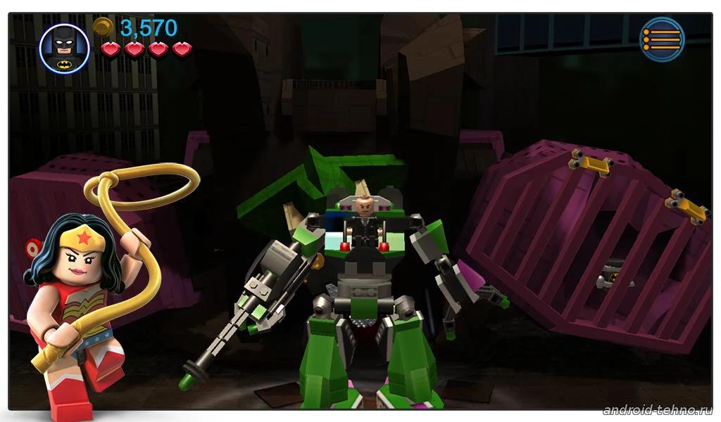 LEGO Batman: DC Super Heroes (MOD ... - android …