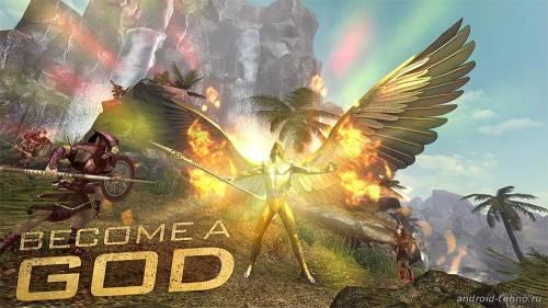 Gods Of Egypt Game для Андроид скачать бесплатно на Android
