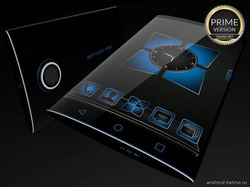 Soft Touch Neon андроид