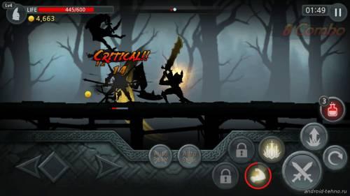 Игра Dark Sword для андроид