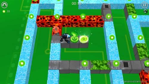 Ben 10 Game Generator 4D лучшая головоломка для детей