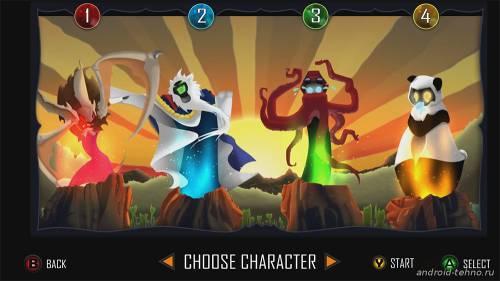 Многопользовательская игра Clash для Андроид