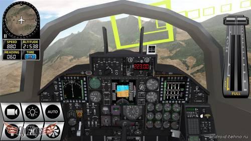 воздушный транспорт в Flight Simulator X 2016 Air HD