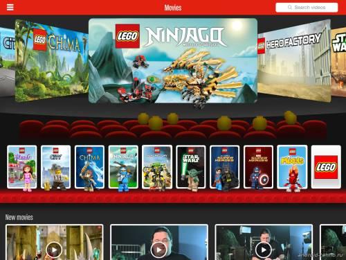 LEGO TV на андроид