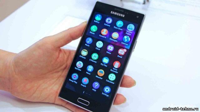 Samsung планирует выпуск смартфона с Tizen в ноябре