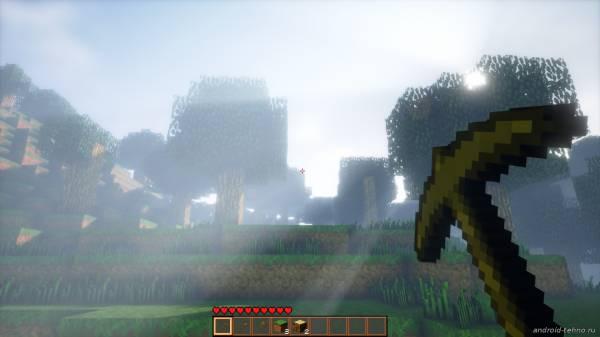 Minecraft на движке Unreal Engine 4