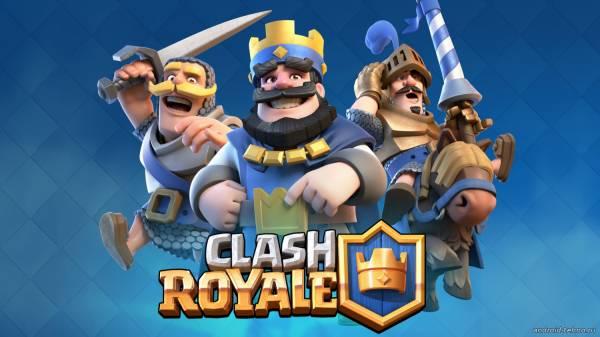Clash Royale в России