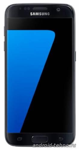 amsung Galaxy S7 передняя часть