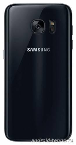 amsung Galaxy S7 задняя часть
