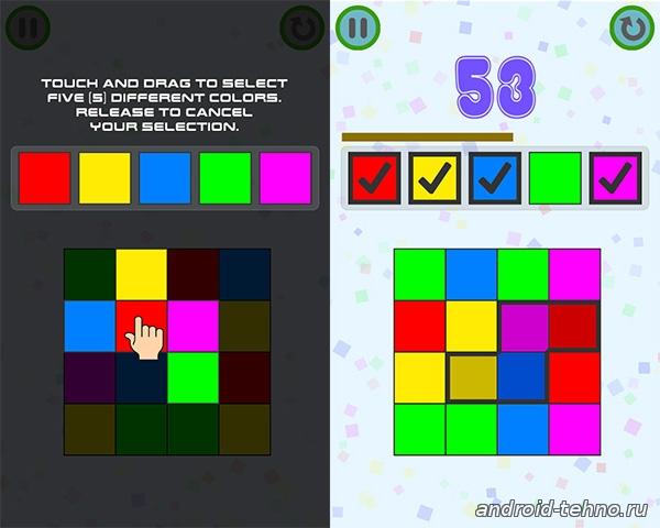 Color Miner для Андроид скачать бесплатно на Android