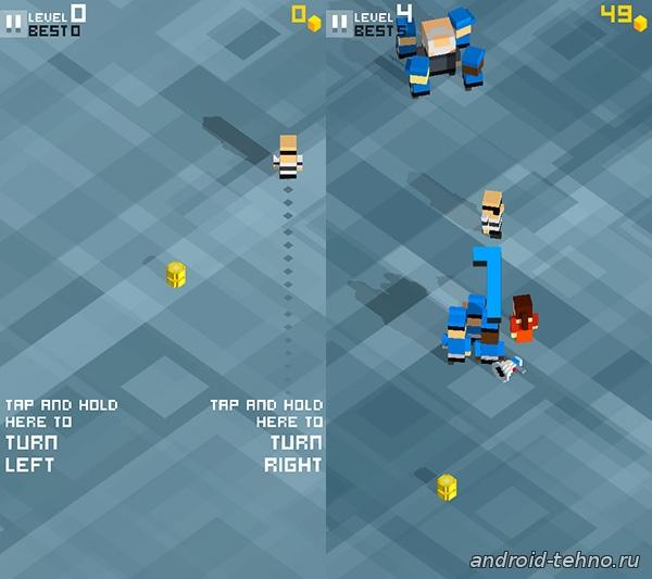 Cops and Roobers! для андроид скачать бесплатно на android