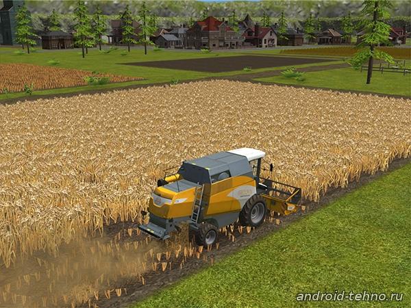 Farming Simulator 16 для Андроид скачать бесплатно Android