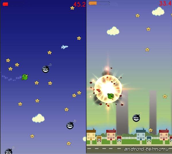 Fly Away! для Андроид скачать бесплатно на Android