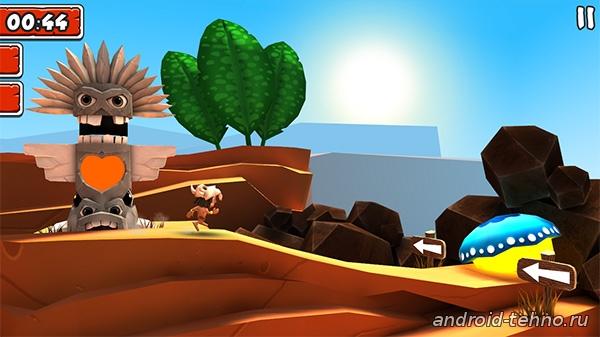 Игра Manuganu 2 на андроид
