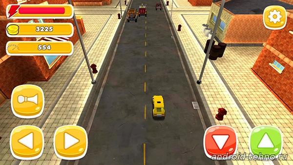 Mini Vehicles Run для Андроид скачать бесплатно на Android