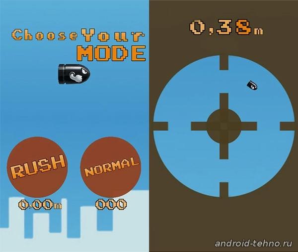 Mr Bullet Bill для Андроид скачать бесплатно на Android