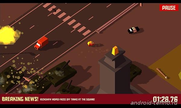 Pako - Car Chase Simulator для андроид скачать бесплатно на android
