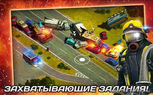 Rescue: Heroes in Action для андроид скачать бесплатно на android