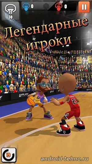Swipe Basketball 2 для андроид скачать бесплатно на android