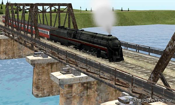 Train Sim для андроид скачать бесплатно на android