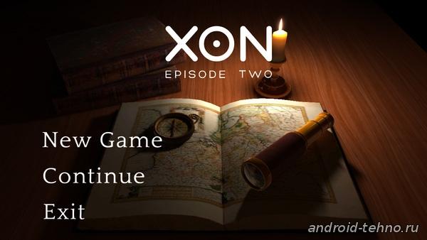 XON Episode Two для андроид скачать бесплатно