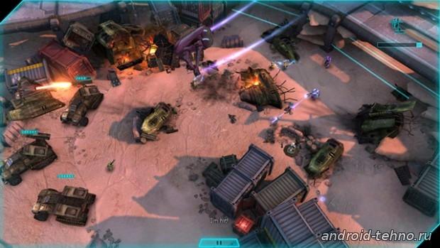 Halo: Spartan Strike игра