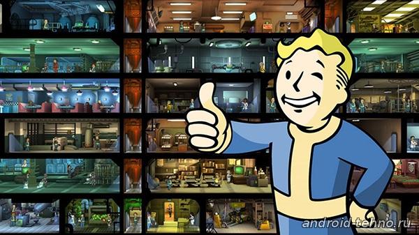 Fallout Shelter откроет свои двери в Убежища пользователям Android в августе.