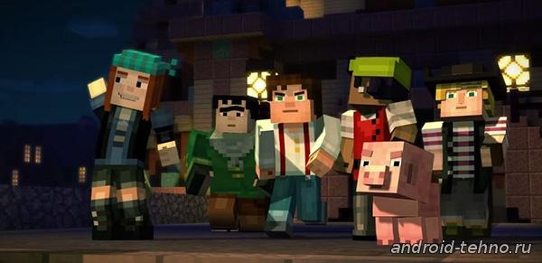 Telltale Games подарит сюжет Minecraft