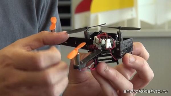 """""""Оригами"""" дрон отлично подойдёт в чрезвычайных ситуациях"""