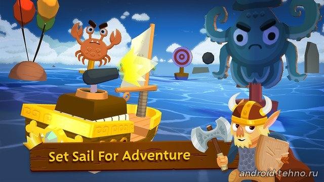 Seabeard выходит на Android 14 мая.
