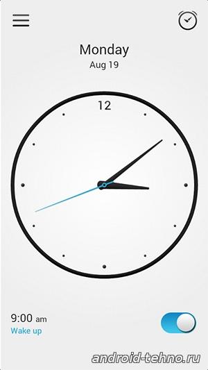 Alarm Clock для андроид скачать бесплатно