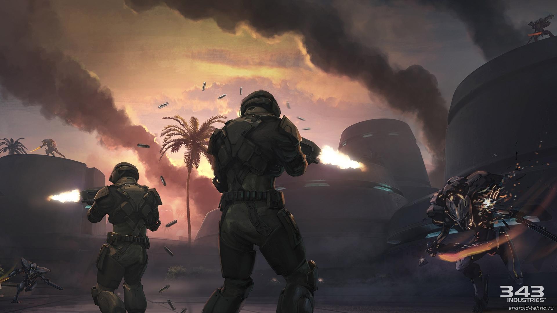 Halo: Spartan Strike вышла на мобильные платформы